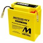 Motobatt MBT6N6 6V 6Ah Battery