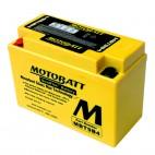 Motobatt MBT9B4 12V 9Ah Motorcycle Battery