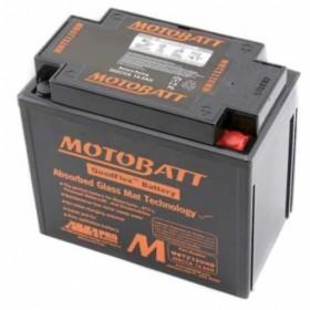 Motobatt MBTX12UHD 12V 14Ah Motorcycle Battery