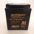 Motobatt MBTX20UHD 12V 21Ah Motorcycle Battery