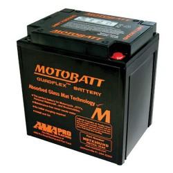 Motobatt MBTX30UHD 12V 32Ah Motorcycle Battery