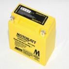Motobatt MBTX7ABS 12V 7Ah Motorcycle Battery