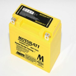 Motobatt MBTX7ABS 12V 7Ah Motorcycle Battery
