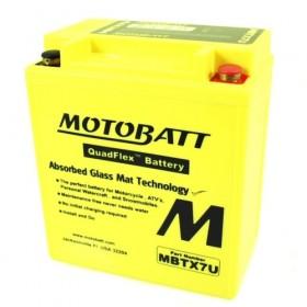 Motobatt MBTX7U 12V 8Ah Motorcycle Battery