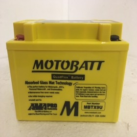Motobatt MBTX9U 12V 10Ah Motorcycle