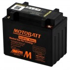 Motobatt MBTX9UHD 12V 10Ah Motorcycle Battery