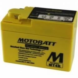 Motobatt MTR4 12V 2Ah Motorcycle Battery