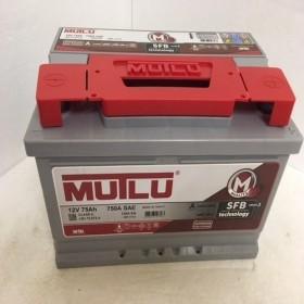MUTLU 100 12V 75Ah 750 CCA Car Battery