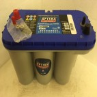 Optima Blue Top BT DCM 5.5 (8052-188) (BCI D31M) (BTDCM5.5 AGM) (BTDC5.5)