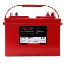 Rolls S105 Deep Cycle Battery