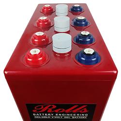 Rolls 2v S2-3458GEL Regulated GEL Battery (S23458GEL)
