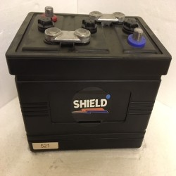 Shield 521 6v Rubber Battery