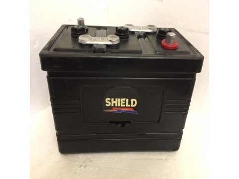 Shield 531 6v Classic Rubber Battery