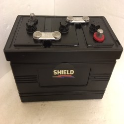 Shield 541 6v Classic Rubber Battery Shield Classic