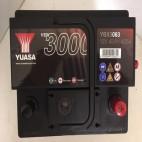 YUASA YBX3063 45Ah 425 CCA Car Battery