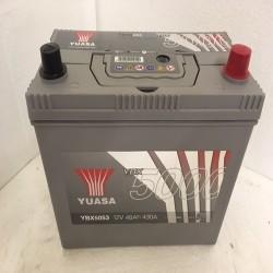 YUASA YBX5053 48Ah 430 CCA Car Battery