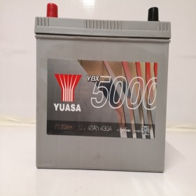 YUASA YBX5057 48Ah 430 CCA Car Battery