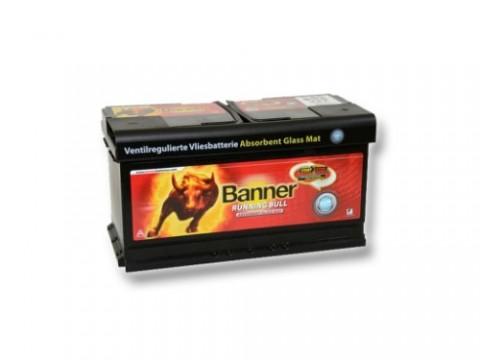 Banner 019 12v 92Ah 850CCA AGM Stop/Start Battery (592 01) (019AGM) Banner Stop/Start