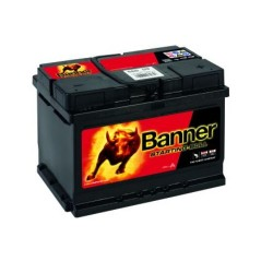 Banner 075 12v 60Ah 480CCA Car Battery (560 09) (075)