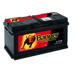 Banner 110 12v 80Ah 660CCA Car Battery (580 14) (110)