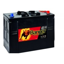 Banner 62511 12v 125Ah Commercial Vehicle Battery (647)