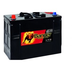 Banner 62513 12v 125Ah Commercial Vehicle Battery (648)
