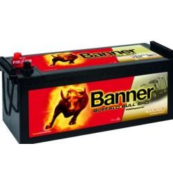 Banner 64505 12v 145Ah Commercial Vehicle Battery (627/637)