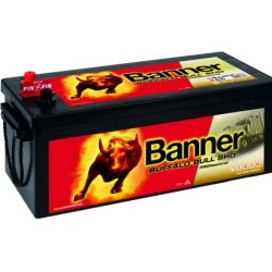 Banner 68008 12v 180Ah Commercial Vehicle Battery (629)