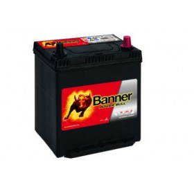 Banner 054H 12v 40Ah 300CCA Car Battery (P40 25) (054BH)