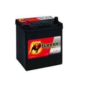 Banner 05512v 40Ah 300CCA Car Battery (P40 27) (055)