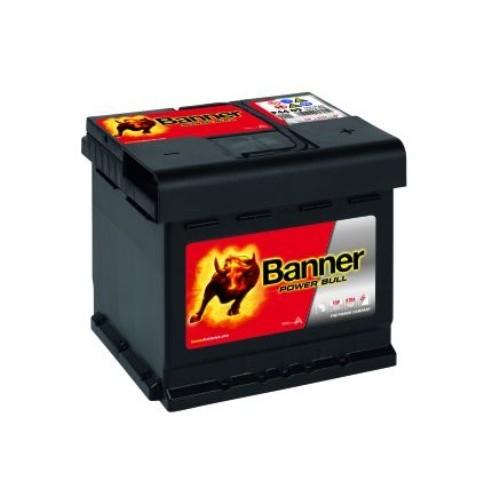 banner 063 12v 44ah 420cca car battery p44 09 063. Black Bedroom Furniture Sets. Home Design Ideas
