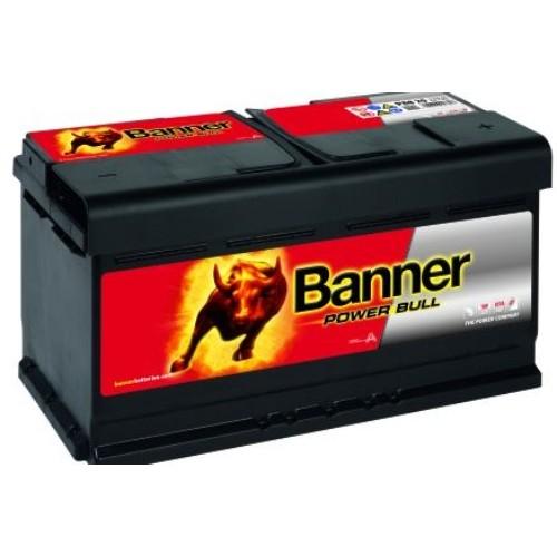 banner 017 12v 88ah 680cca car battery p88 20 017. Black Bedroom Furniture Sets. Home Design Ideas