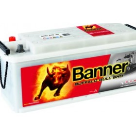 Banner SHD 610 40 12v 110Ah Commercial Vehicle Battery (615)
