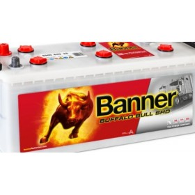 Banner SHD640 35 12v 140Ah Commercial Vehicle Battery (627/637)