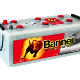 Banner SHD68032 12v 180Ah Commercial Vehicle Battery (629)