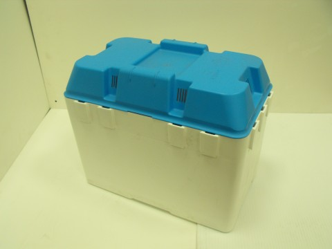 100Ah Blue Trem Battery Box ( 27 Case Size ) Battery Boxes