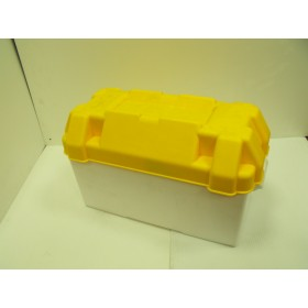100Ah + Yellow Battery Box ( 31 Case Size)