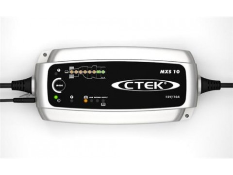 CTEK MXS 10 Battery Charger (MXS10) 12 Volt Chargers
