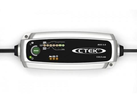 CTEK MXS 3.8 Battery Charger (MXS3.8) 12 Volt Chargers