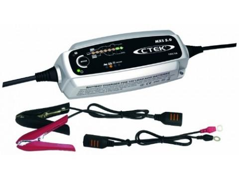 CTEK MXS 5.0 Battery Charger (MXS5.0) 12 Volt Chargers