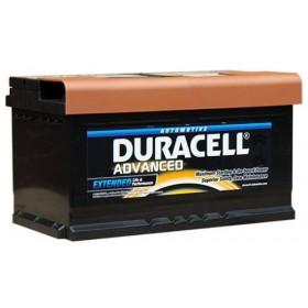 Duracell DA100 Advanced Car Battery (019) Duracell Agricultural