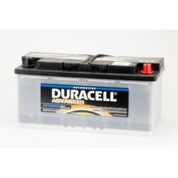 Duracell DA110 Advanced Car Battery (020/I1)