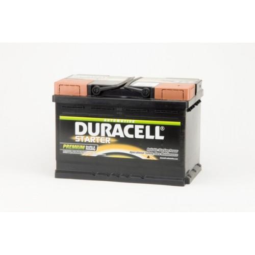 Duracell DS72 Starter Car Battery (096