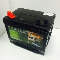 Eurobatt EXV24MF 12V 80Ah Dual Purpose Leisure / Marine Battery (069) Eurobatt Leisure