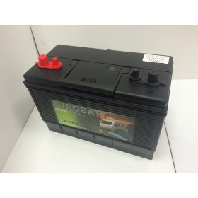 Eurobatt EXV31MF 12V 110Ah Dual Purpose Leisure / Marine Battery (664) Eurobatt Leisure