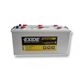 Exide ET1600 Equipment (625) Exide Leisure