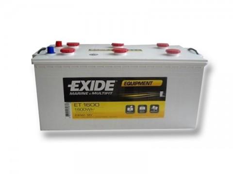 Exide ET1600 Equipment (625) Exide Leisure