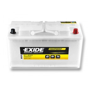 Exide ET650 Equipment (017/019) Exide Leisure