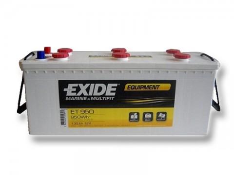 Exide ET950 Equipment (627) Exide Leisure