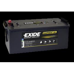 Exide ES2400 Gel (625) Exide Leisure